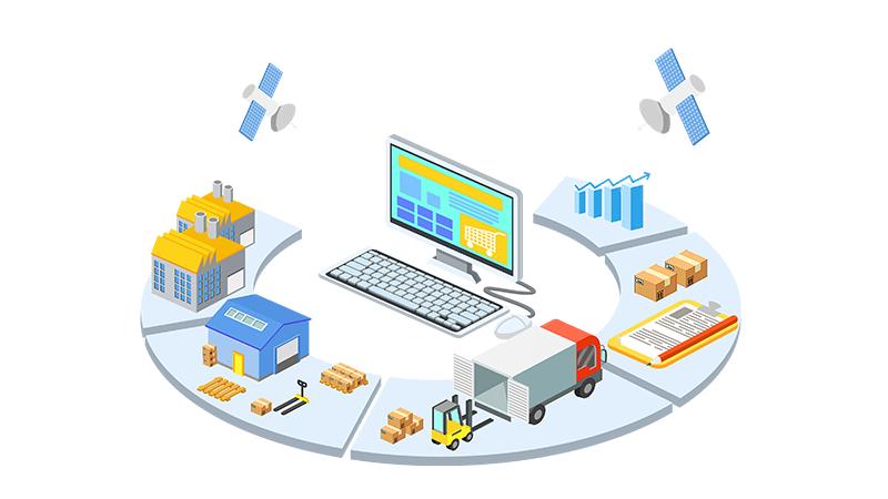 生鲜食材配送供应链解决方案